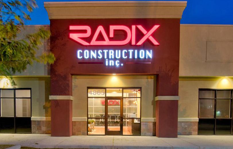 Radix Office Space