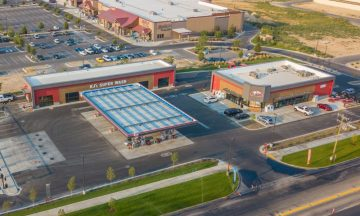 KJ's C Store & Carwash, Kuna, ID